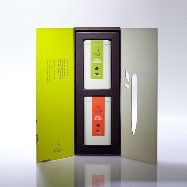 小山霂茗綜合禮盒系列 1